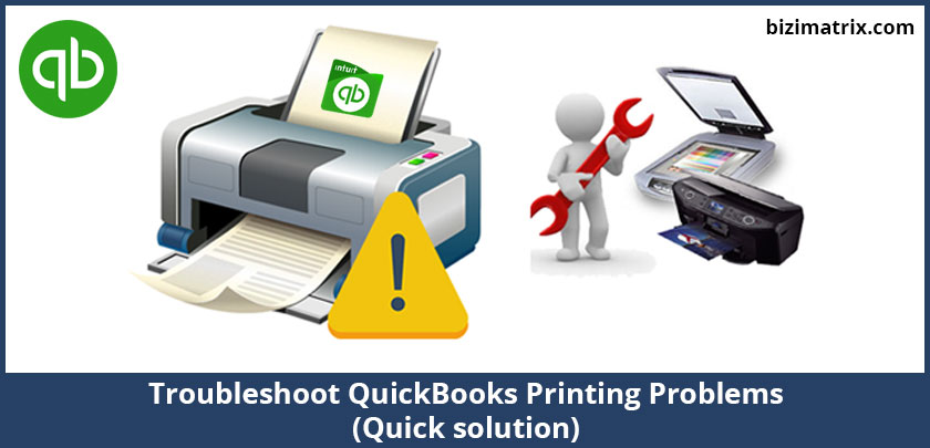 Troubleshoot QuickBooks Printing Problems