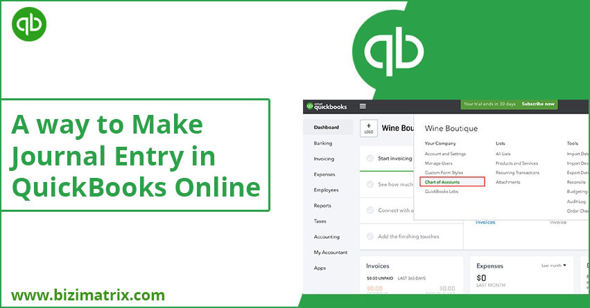 Journal-entry-in Quickbooks