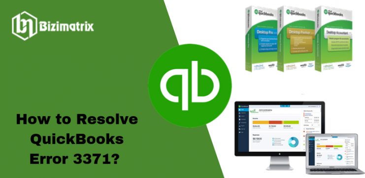 How to Resolving QuickBooks Error 3371_