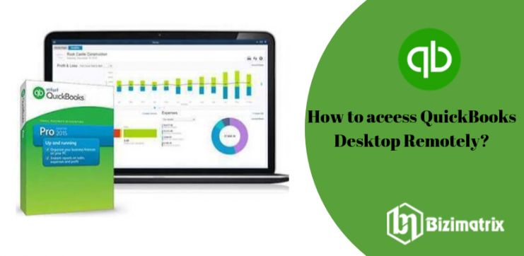 QuickBooks Desktop Remotely