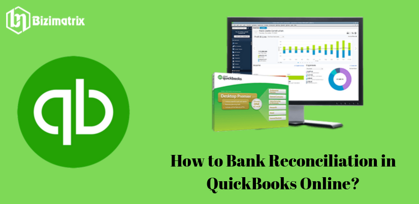How to Bank Reconciliation in QuickBooks Online_