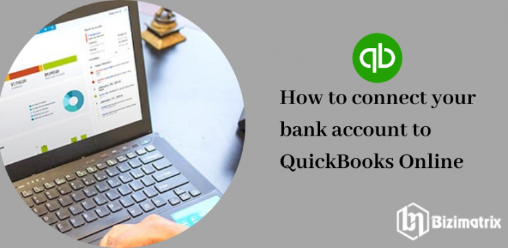 How to connect your bank account to QuickBooks Online