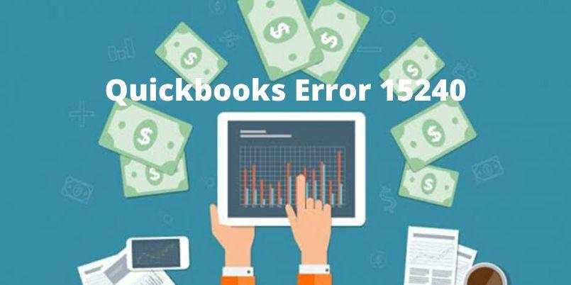 Qucibooks error 15240