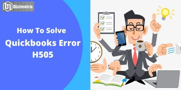 Quickbooks error 505