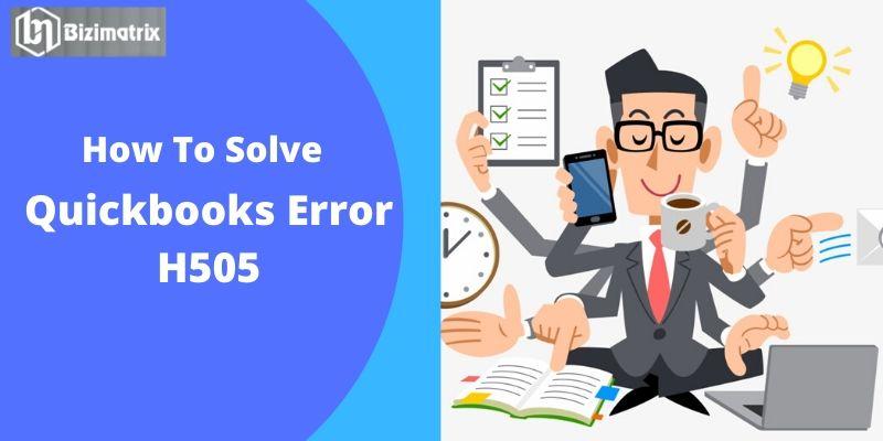 Quickbooks error 505
