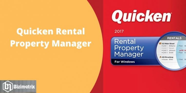 Quicken rental property manager