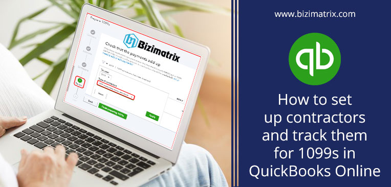 How to set up contractors and track them for 1099s in QuickBooks Online